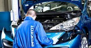 Peugeot Ankara özel servisi