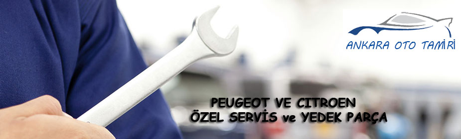 Ankara peugeot oto tamiri
